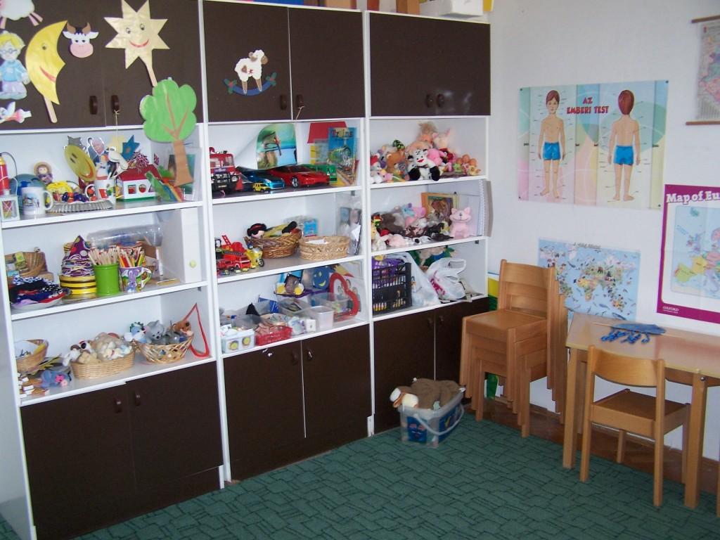 angol nyelvi szoba