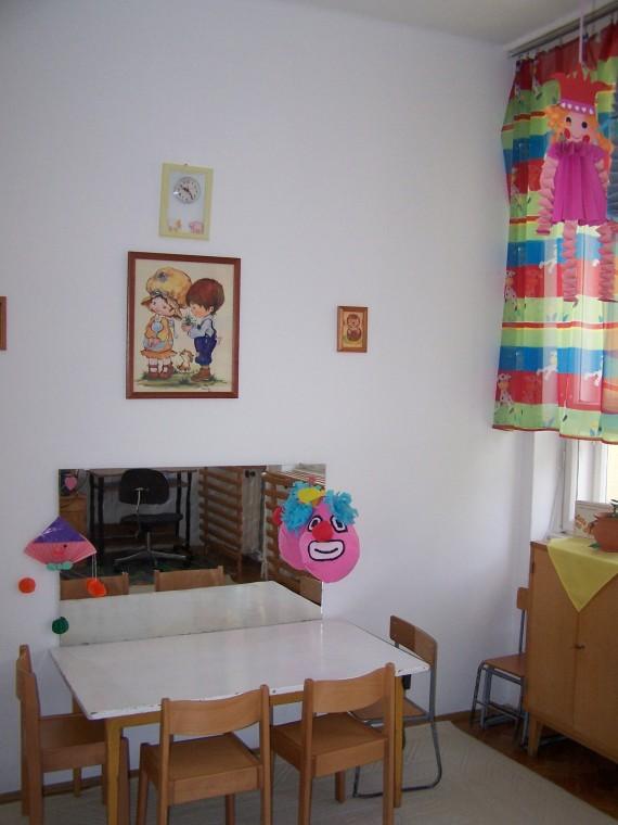 logopediai szoba